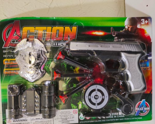 pistol 2059-16